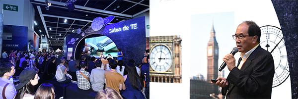 香港钟表展举行了不少工作坊