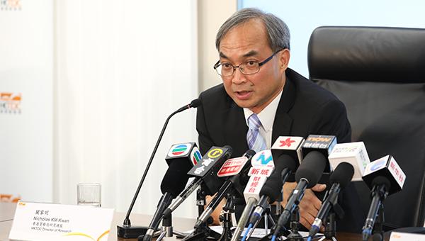 香港贸易发展局研究总监关家明