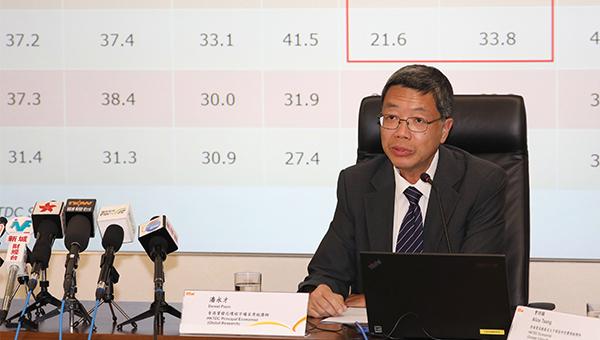 香港贸发局环球市场首席经济师潘永才
