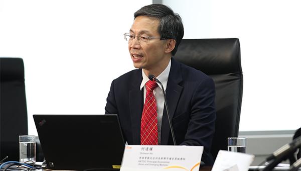 香港贸发局亚洲及新兴市场首席经济师何达权