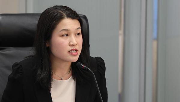 香港贸发局大中华区研究团队经济师曾诗韵
