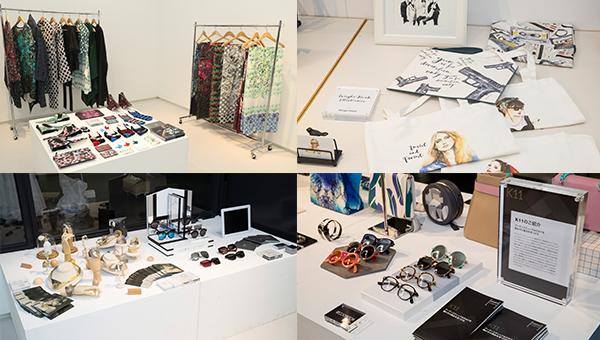 "香港贸发局设立的""Fashion Hong Kong Gallery"""