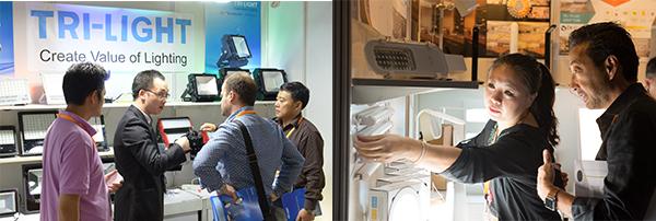 首届户外及科技照明博览