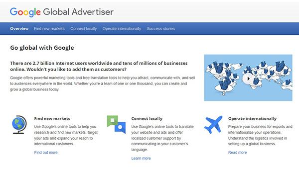 Global Advertiser