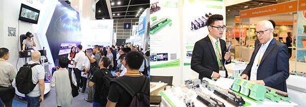 第36届香港秋季电子产品展和第20届国际电子组件及生产技术展