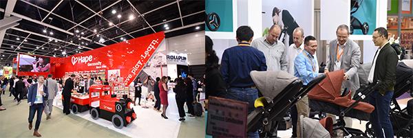 香港玩具展、香港婴儿用品展、香港国际授权展及香港国际文具展