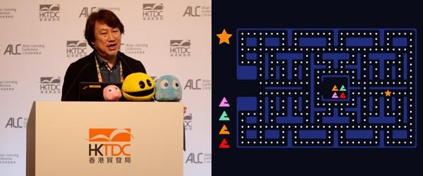 的食鬼游戏(Pac-Man)