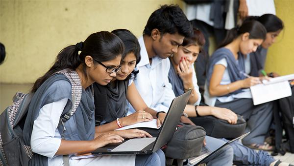 印度的互联网用户人数已达4亿6千万