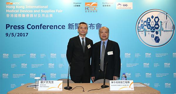 温少文(左);陈令名(右)