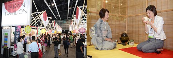 日本是今屆美食博覽的夥伴國家