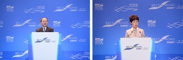 (左图)宁吉喆;(右图)高燕
