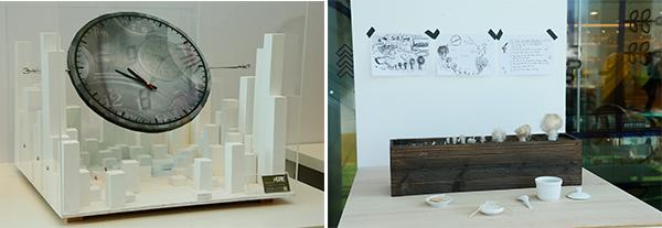 (左图)林家仪及张芷彤设计; (右图)曾首彦作品