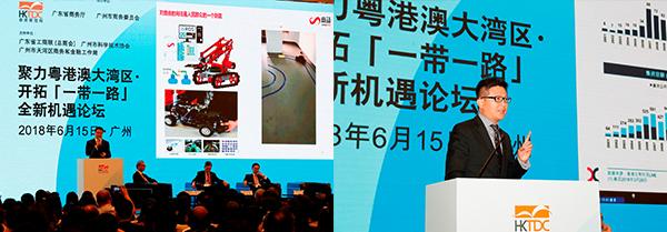 (左图)尚海龙,(右图)钟创新