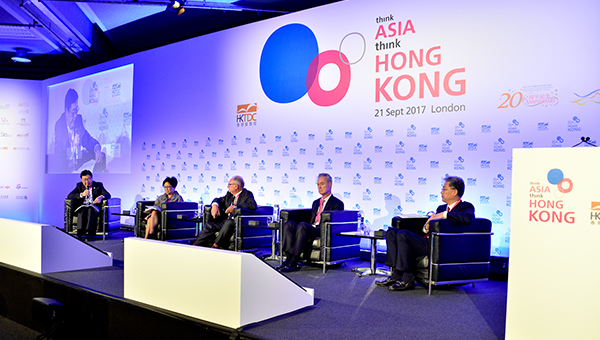 迈向亚洲 首选香港