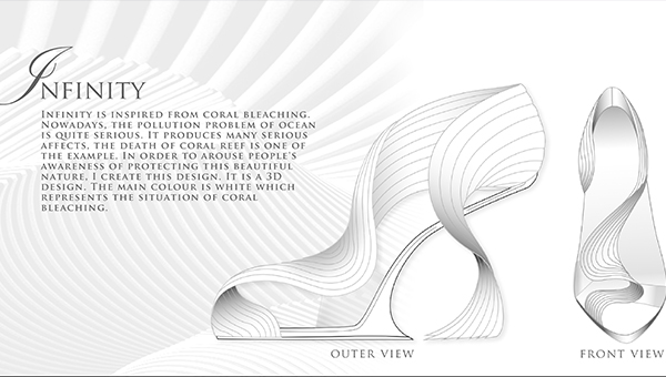 "高跟鞋""Infinity"""