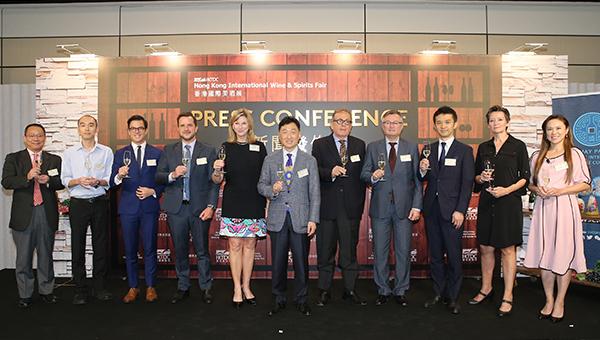 第11届香港国际美酒展媒体发布会