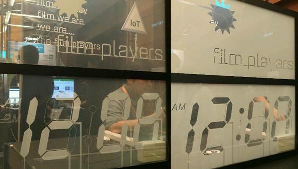 Film Players智能显示电膜
