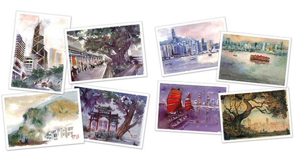 香港都市系列