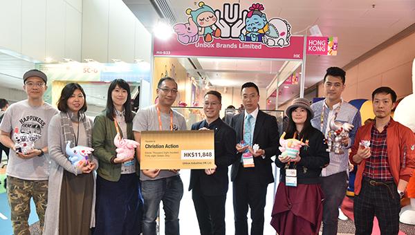 香港玩具品牌Unbox Industries