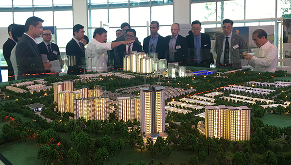 贸发局代表团访问吉隆坡