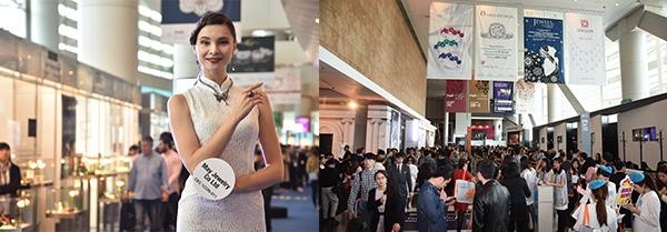 香港贸发局兩大珠宝展