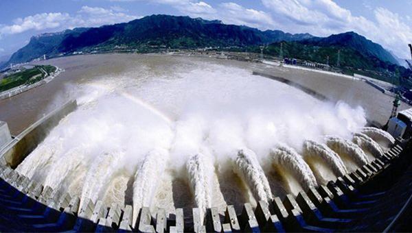 塞桑河下游二号水电项目