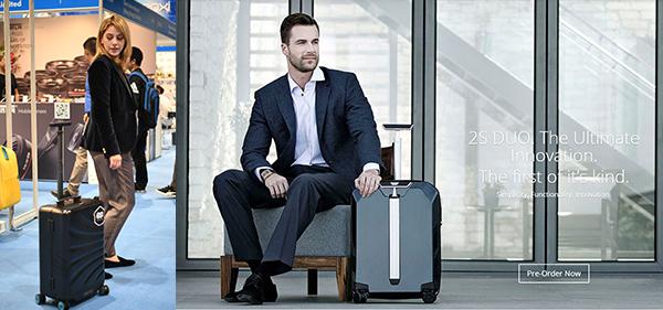 人工智能自动行走行李箱