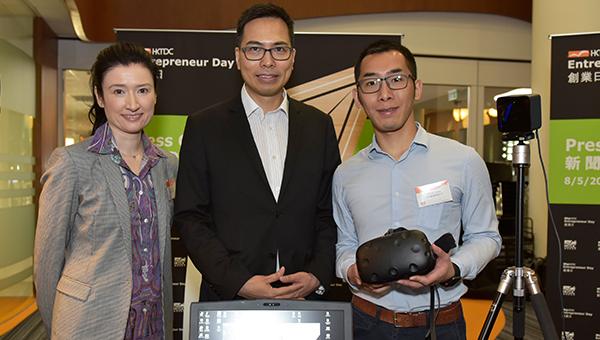 虚拟实境头戴式装置及平台