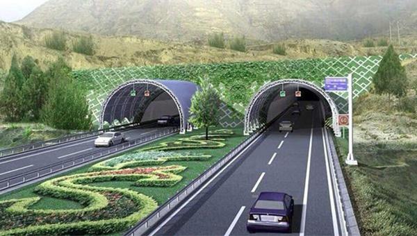 金港高速公路构思图