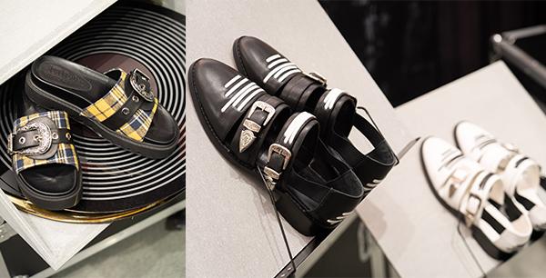 i.t SHOES X YDC最佳鞋履设计大奖限量系列