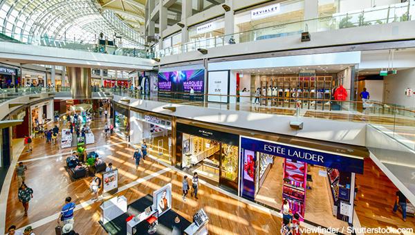 新加坡购物商场