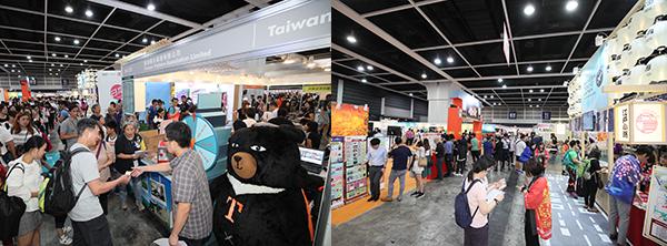 (左图)台湾馆(右图)日本馆