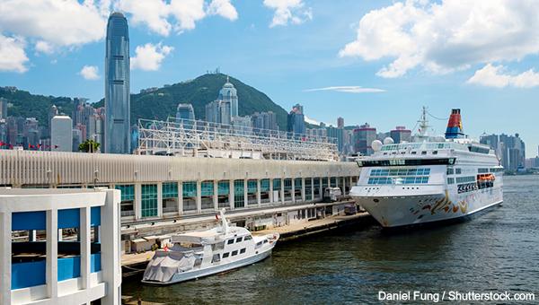 邮轮港建设