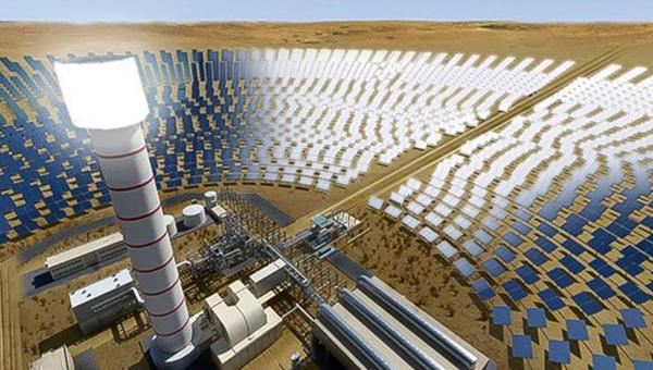 中东太阳能产业