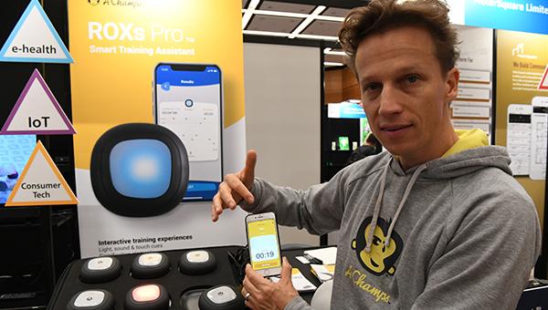 ROXs Pro智能训练助手