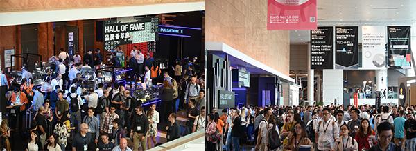 香港秋季电子产品展和国际电子组件及生产技术展