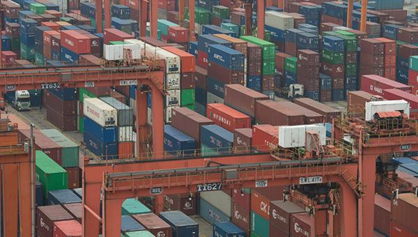 香港出入口贸易