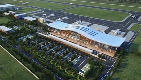 博卡拉地区国际机场