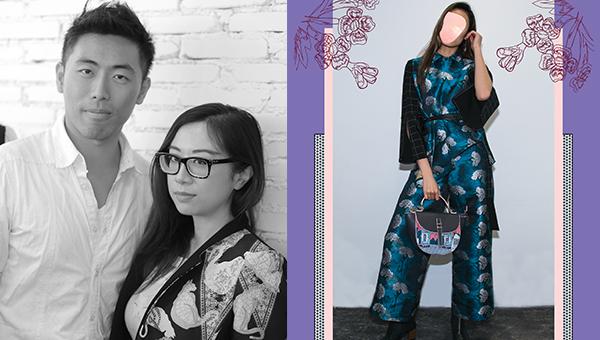双人设计组合刘婉婷和江德华