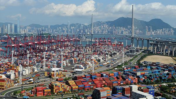 香港进出口