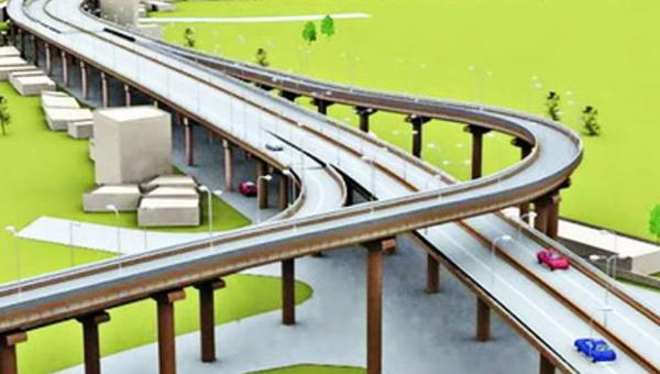 第一达卡高架高速公路