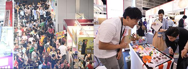 去年香港美食博览举行盛况