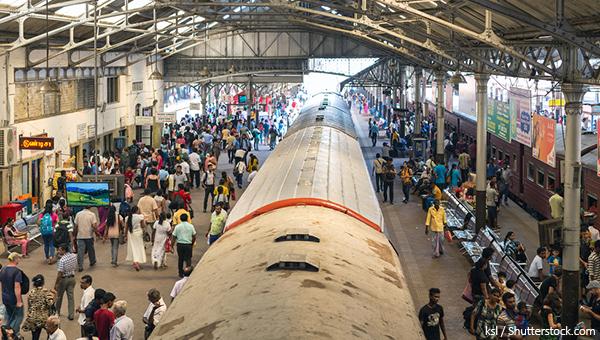 斯里兰卡铁路网络