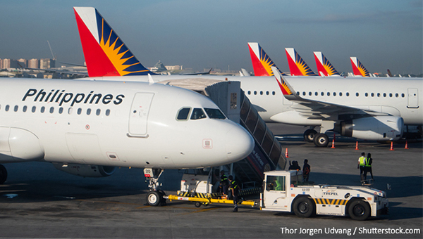 菲律宾航班