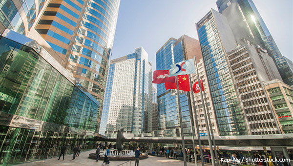 香港金融界