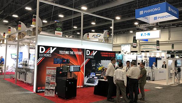 底特律电动车及混合动力车科技展览会
