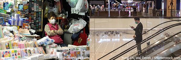 香港第二季私人消费开支录得历来最大跌幅