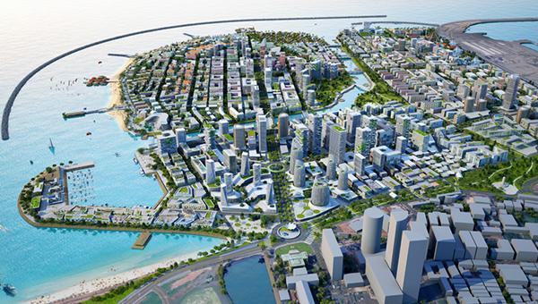 科伦坡港口城