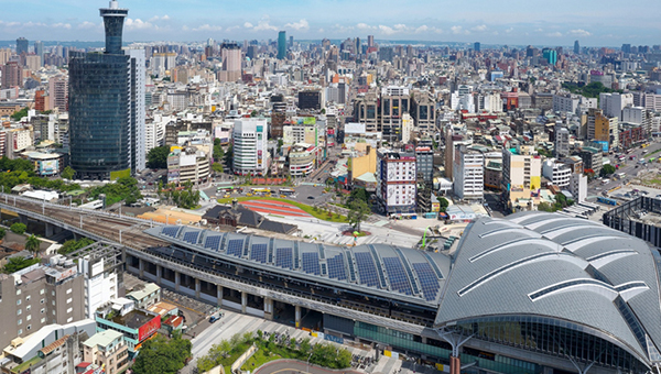 台湾绿能建设