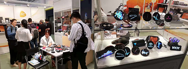 恒汉礼品参与香港贸发局展览